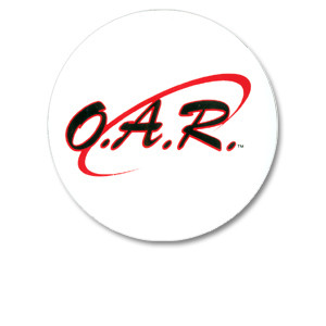 O.A.R. ROC Sticker