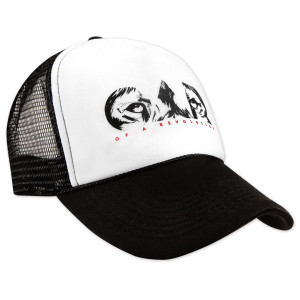 O.A.R. Black & White Trucker Hat