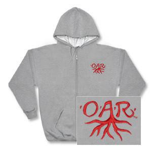 O.A.R. Root Zip-Up Hoodie