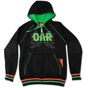 O.A.R. Thunder Zip Hoodie