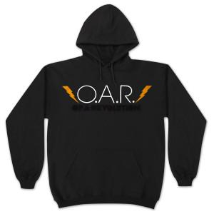 O.A.R. Lightning Hoodie