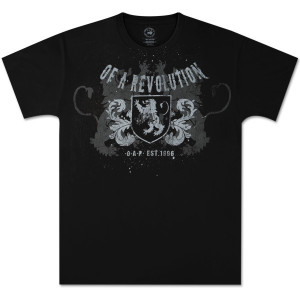 O.A.R. Black Afflict T-Shirt