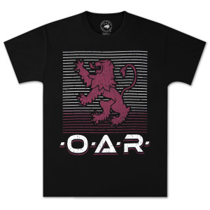 O.A.R. Lion Stripes T-Shirt