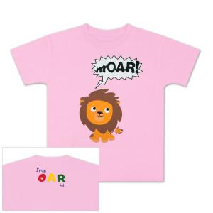 O.A.R. I'm an O.A.R. Kid Pink T-Shirt