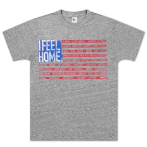 O.A.R. I Feel Home T-Shirt