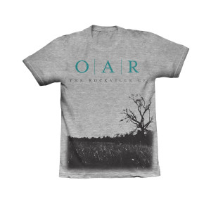 O.A.R. The Rockville LP T-Shirt