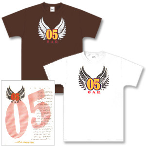 O.A.R. Summer '05 Tour T-Shirt