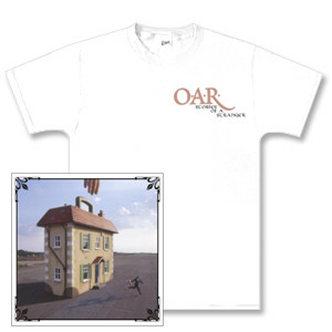 O.A.R. Stories of a Stranger Exclusive Online T-Shirt