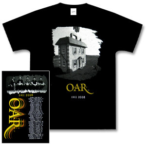 O.A.R. Fall 2005 Tour T-Shirt