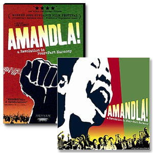 Amandla! DVD and CD Bundle