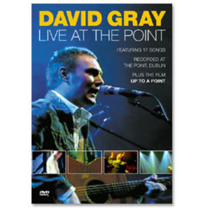 David Gray - Live at the Point DVD/VHS
