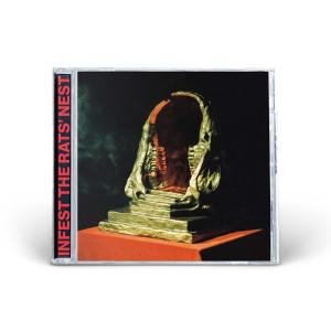 King Gizzard & The Lizard Wizard - Infest The Rats' Nest CD