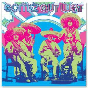 Gomez - Out West CD