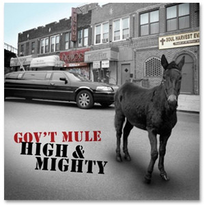 Gov't Mule - High and Mighty