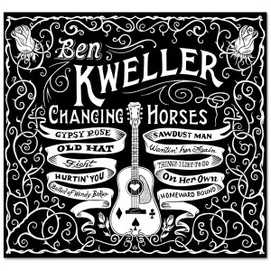 Ben Kweller - Changing Horses CD