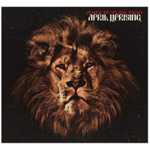 John Butler Trio – April Uprising CD