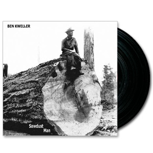 Ben Kweller - Sawdust Man 45 RPM Vinyl Single