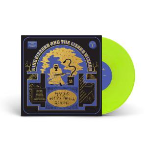 "King Gizzard & The Lizard Wizard – ""Flying Microtonal Banana"" Highlighter Yellow Vinyl"
