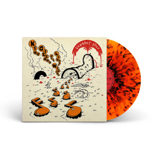"King Gizzard & The Lizard Wizard -  Gumboot Soup ""Greenhouse Heat Death"" Colored Vinyl"