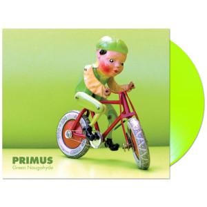 Primus - Green Naugahyde LP