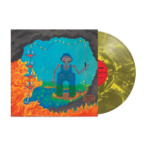 King Gizzard & The Lizard Wizard - Fishing for Fishies  'U.S. Toxic Landfill Edition' Colored Vinyl