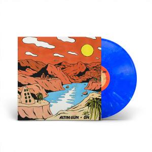 Altin Gün – On (Blue Swirl Colored Vinyl) (U.S. Edition)