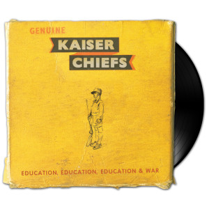 Kaiser Chiefs - Education, Education, Education & War LP