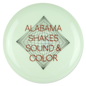 Glow in the Dark Frisbee
