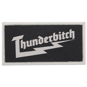 Thunderbitch Logo Patch