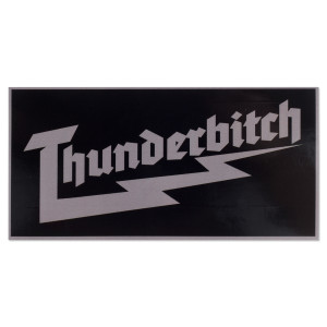 Thunderbitch 2X6 Sticker