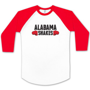 Alabama Shakes Fists T-Shirt