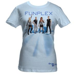 Blue Funplex Baby Doll