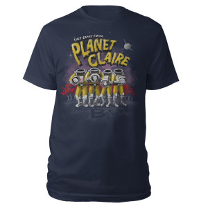 B-52s Planet Claire Tee