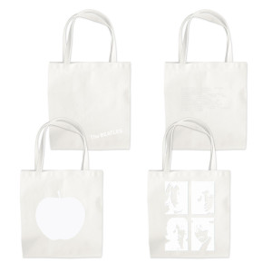 The Beatles The White Album Tote Bag