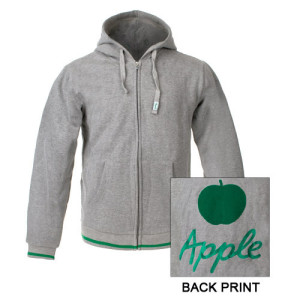 The Beatles 40th Anniversary Zip-Up Hoodie