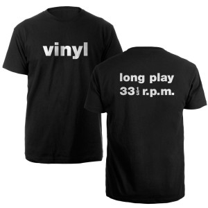 The Beatles Vinyl Shirt