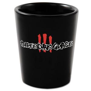 Three Days Grace III Shot Glass