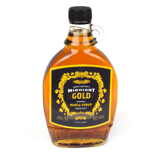 Grace Potter's Midnight Gold Maple Syrup