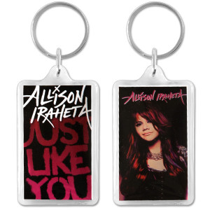 Allison Iraheta Photo Keychain