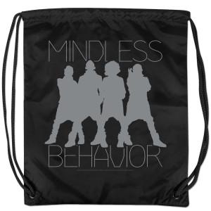 Mindless Behavior Drawstring Back Pack