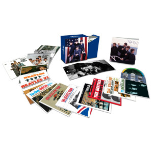 The Beatles The U.S. Albums Box Set