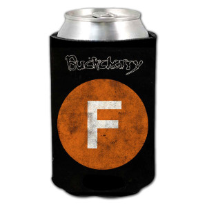 "Buckcherry ""F"" Beer Koozie"