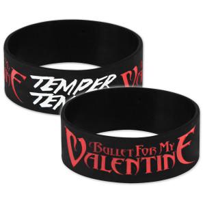 Bullet For My Valentine TEMPER TEMPER Bracelet