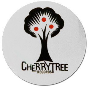 Cherrytree Records Logo Button