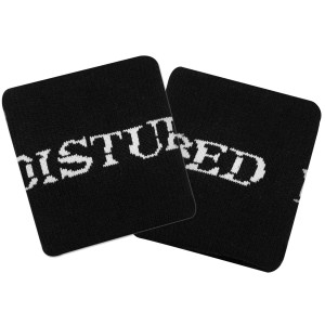 Disturbed Asylum Woven Wristband