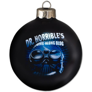 Dr. Horrible™ Goggle Ornament