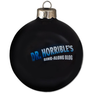Dr Horrible™ Sing-Along Blog Ornament