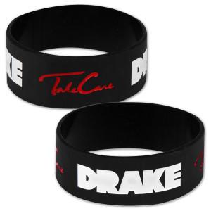 Drake Take Care Rubber Bracelet