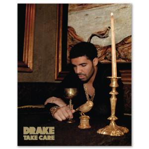 Drake Candle 8x10 Photo