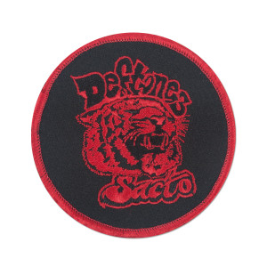 Deftones Sacto Tiger Patch